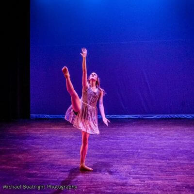 Dancer Spotlight: Andrea Ekmark