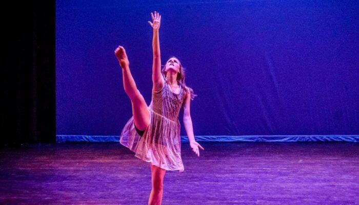 Dancer Spotlight: Andrea Ekmark
