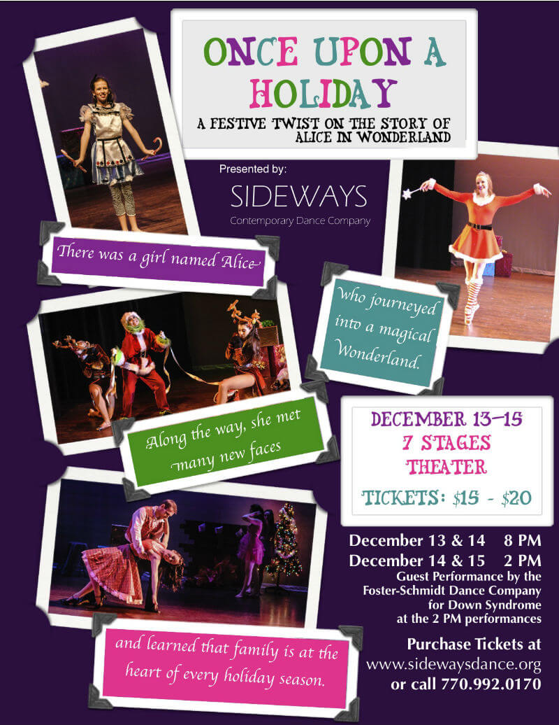 Once Upon a Holiday Auditions
