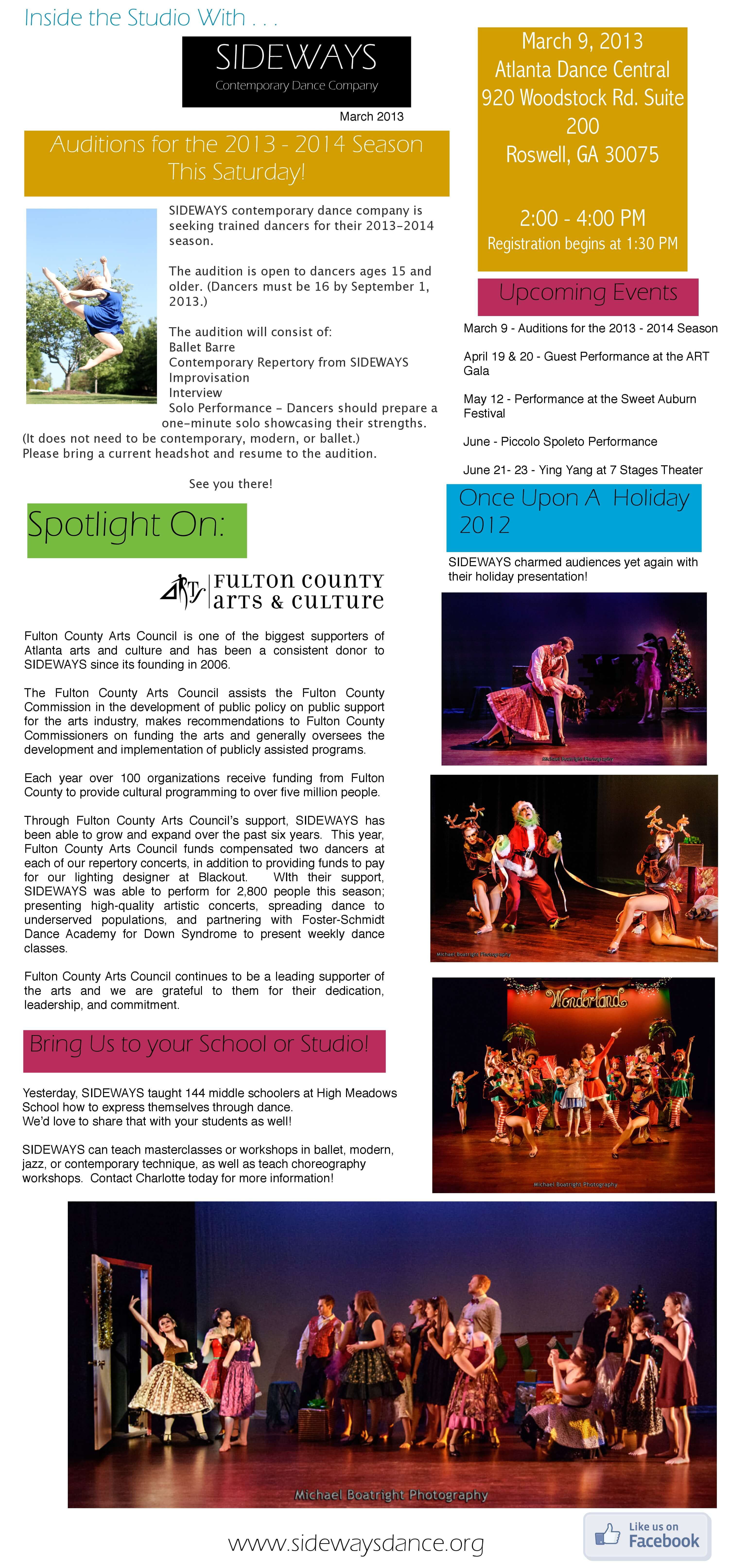 Check out our latest Newsletter!