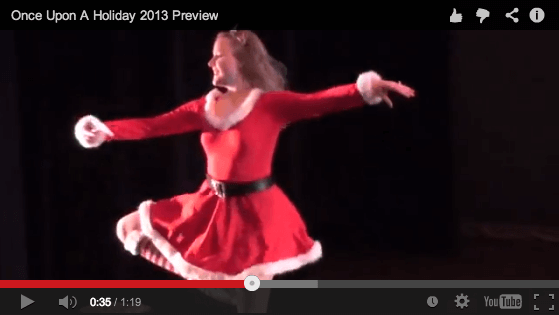 Once Upon A Holiday 2013 Teaser