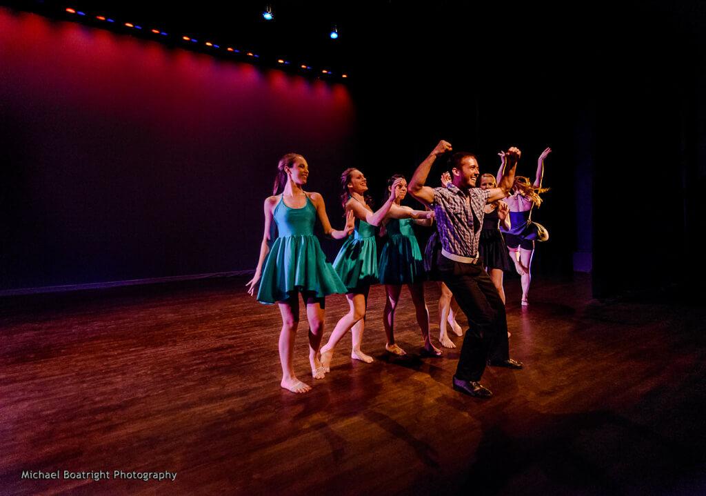 Pop! Guest Choreographer: Trey Mitchell!